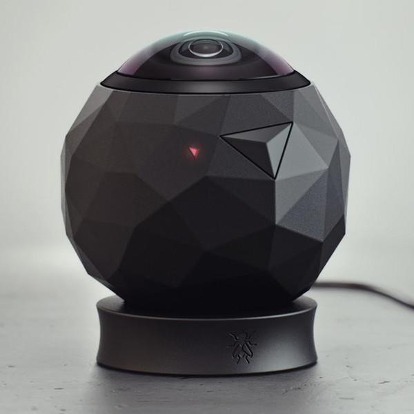 Панорамная видеокамера 360fly