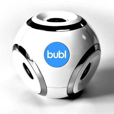 Панорамная видеокамера Bublcam купить