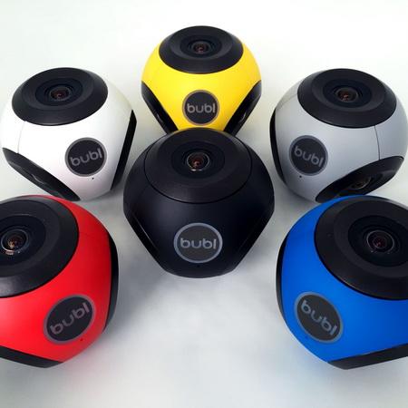 Панорамная камера Bublcam купить